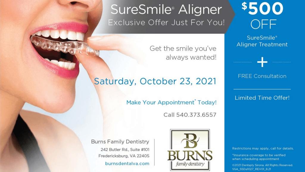 Burns Family Dentistry Orthodontics